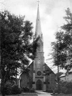 St. Michael's exterior