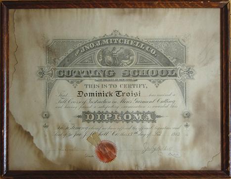 2 certificate