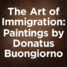 Donatus Buongiorno gets a gallery show in New York